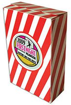 "Small 4.5"" x 7"" Closed Top Popcorn Boxes"