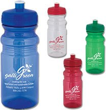 Polyclear Sport Bottle - 20 oz.