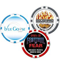 Full Color 11.5 Gram ABS Poker Chips