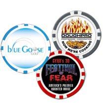 Full Color 11.5 Gram ABS Poker Chips