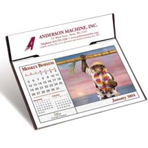 Monkey Business Desk Calendar