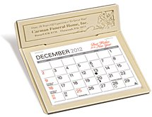 The Versailles Desk Calendar
