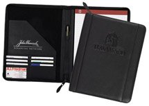 Corporate Elite Zippered Portfolio