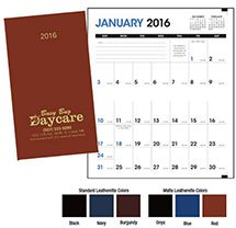 100 Custom Monthly Pocket Planners
