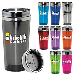 48 Custom 16 oz. Colored Acrylic Tumbler