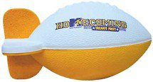 Mini Long Bomb Football (Dense Foam)