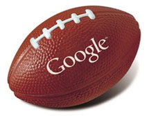 Football Stress Ball - Colors