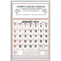 Almanac Calendars, Large