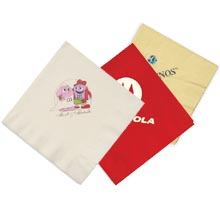 Luncheon Napkins, Colored 3-Ply