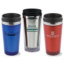 Transparent Acrylic Tumblers, 16 oz.