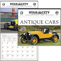 Car Calendars, Antique Cars - Executive Appointment