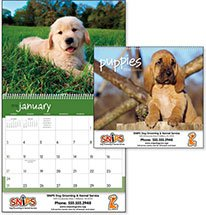 Pet Calendars, Puppies - 12 Month