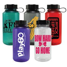 32 oz. Lexan Tritan Water Bottles