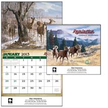 Wildlife Calendars, Remington® Wildlife Art
