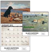Pet Calendars, Remington® Sporting Dogs - 12 Month