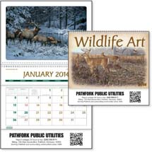 Wildlife Calendars, Wildlife Art by Dale Thompson - Pocket Calendar