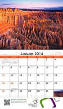American Scenic - 13 Month Calendars