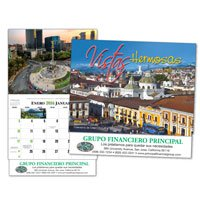 Travel Calendars, Vistas Hermosas, 13 Month