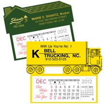"Pad Calendars, Easy Stick™ 4"" x 1-5/8"""