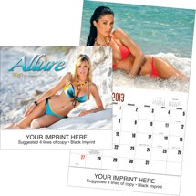 Pin-Up Calendars,  Allure, 13 Month