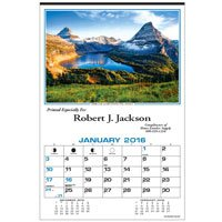 Scenic Calendars, Our Beautiful America - 12 Month