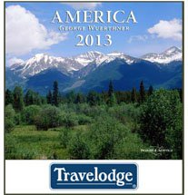 Travel Calendars, America, 12 Month