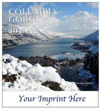 Travel Calendars, Columbia Gorge, 12 Month