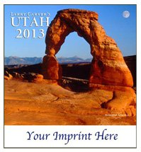 Travel Calendars, Utah, 12 Month