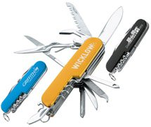 Pocket Knives 12-in-1 Anodized