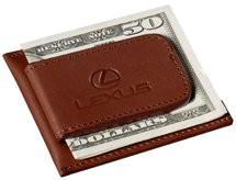 Leather Money Clips, Cutter & Buck  Card Cases