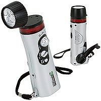 Flashlights, Mini Survival Flashlight Radio