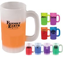 14 oz. Mood Plastic Beer Steins