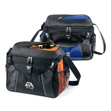 18 Can Capacity Vertex™ Cooler Bags, PEVA Lining