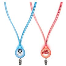 Light Up Lanyards with Medallion