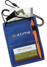Badge Holders, Trade Show Neck Wallets