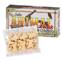 Animal Cookies in Full Color Box