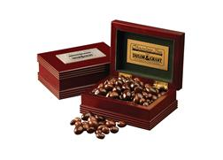Confections, Deluxe Wood Box filled w/ Premium Confections