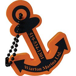 Boating Key Chains,  Floating Anchor