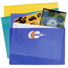 Vinyl Portfolios, Legal Size, Value Plus, 27 Colors