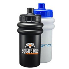 BPA Free Sports Bottles, Mini Muscle, 16 oz.