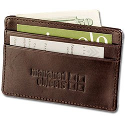 Leather Wallets, Cutter & Buck Business Card Wallet