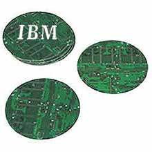 Recycled Circuit Board Coasters