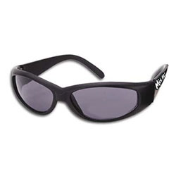 Wrap Sunglasses, Racer Matte Black