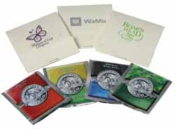Organic Tea Packs, Recycled Matchbook Envelope, Single Pack