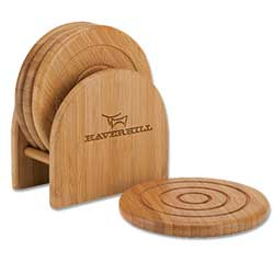 Bamboo Coaster Sets, Epure