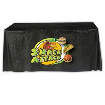 6 ft. Plastic Disposable Table Covers