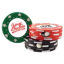 Poker Chip Mint Tins