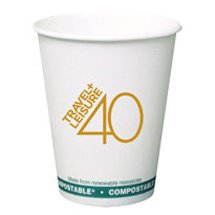 Compostable Paper Cups, Hot  4 oz.