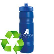 26 oz. FDA Approved Recycled Bike Bottles