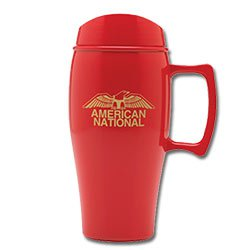 Biodegradable Natural Plastic Mugs, Eco-Logic, 18 oz.